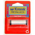 Kreinik Japan Thread #1 - Silver [001J]
