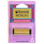 Kreinik Very Fine (#4) Braid - Gold High Luster [002HL]