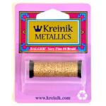 Kreinik Very Fine (#4) Braid - Vintage Gold [002V]