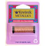 Kreinik Very Fine (#4) Braid - Copper [021]