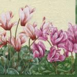 Paper Napkins - Cattleya Cream [L416260]
