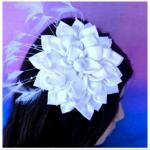 La Todera - Kanzashi Flower Fascinator [LAT019]