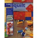 Learn to Machine Quilt - ON SALE!