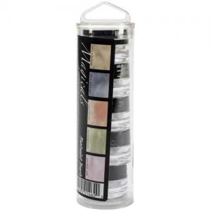 Lindy's Stamp Gang Magicals Pigment Powders - Nantucket Pearls
