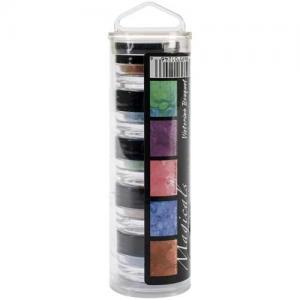 Lindy's Stamp Gang Magicals Pigment Powders - Victorian Bouquet