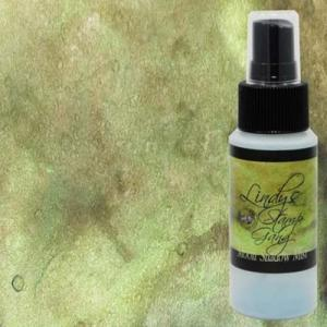 Lindy's Stamp Gang Moon Shadow Mist - Land Lubber Green