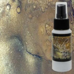 Lindy's Stamp Gang Moon Shadow Mist - Silhouette Silver