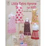 Little Retro Aprons for Kids - ON SALE!