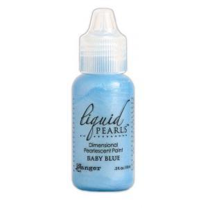 Ranger Liquid Pearls - Baby Blue