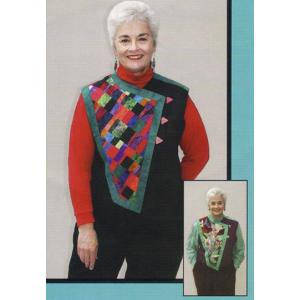 Lorraine Torrence Designs - Panel Play Vest