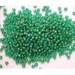 Miyuki 11/0 Seed Bead - 354 Chartreuse Lined Green AB - ON SALE!