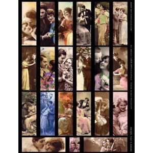 ARTchix Collage Sheet - M125 That's Amore