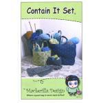 Mackerilla Designs - Contain It Set