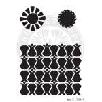 Margaret Applin Stencil Design Tools - Jess 2 [33849]