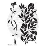 Margaret Applin Stencil Design Tools - Becca 3 [33851]