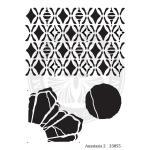 Margaret Applin Stencil Design Tools - Anastasia 2 [33855]