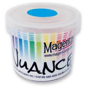 Magenta Nuance Powdered Dye - Cerulean Blue