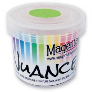 Magenta Nuance Powdered Dye - Grass Green