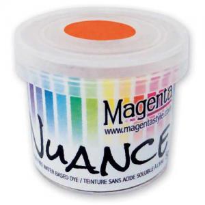 Magenta Nuance Powdered Dye - Orange