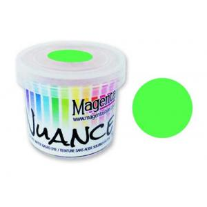 Magenta Nuance Powdered Dye - Spring Green