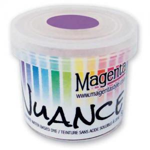 Magenta Nuance Powdered Dye - Purple