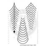 Margaret Applin Stencil Design Tools - Medallion Master 1 [33839]