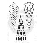 Margaret Applin Stencil Design Tools - Medallion Master 2 [33840]