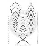 Margaret Applin Stencil Design Tools - Medallion Master 3 [33841]