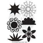 Margaret Applin Stencil Design Tools - Medallion Master 5 [33843]