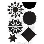 Margaret Applin Stencil Design Tools - Medallion Master 6 [33844]