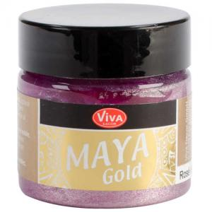 Viva Decor Maya Gold - Rose