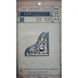 Melissa Frances Flea Market Finds Applique - Imperia [JK004]