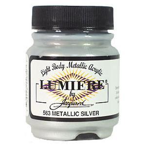 Lumiere - 563 Metallic Silver