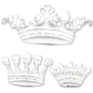 Melissa Frances - Resin Embellishments [CX821] Her Majesty