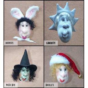 MF - Holiday Heads