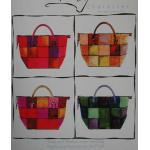 Mary Jo Hiney - Silk Adaptation Character Handbag