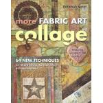 More Fabric Art Collage - ON SALE!