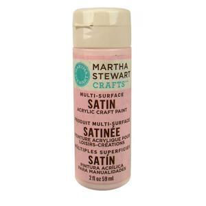 Martha Stewart Multi-Surface Satin Craft Paint - [32035] Ballet Slipper