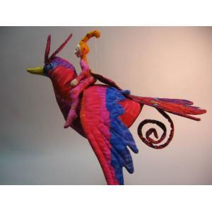 MT - Bird of Paradise and Elf Rider