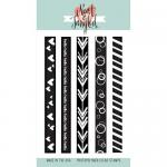 Neat & Tangled Clear Stamp Set - On The Strip