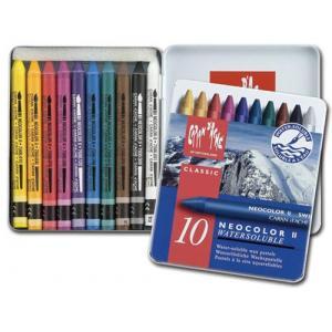 Caran D'Arche Necolor II Pastels - Set Of 10