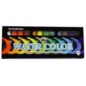 Yasutomo Niji Watercolors - Set of 12 Colors