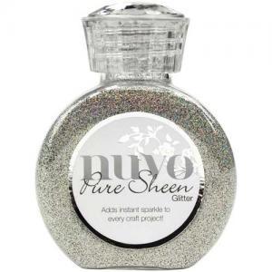 Nuvo Pure Sheen Glitter - Mirrorball