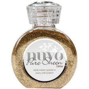 Nuvo Pure Sheen Glitter - Rose Gold