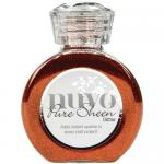 Nuvo Pure Sheen Glitter - Scarlet Red