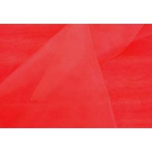 Nylon Organza - [C14] Rouge