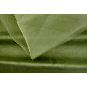 Nylon Organza - [C16] Olive