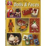 Polymer Clay Dolls & Faces - ON SALE!