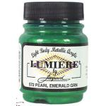 Lumiere - 572 Pearlescent Emerald Green