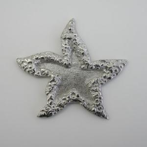 Pewter Accents - Large Starfish